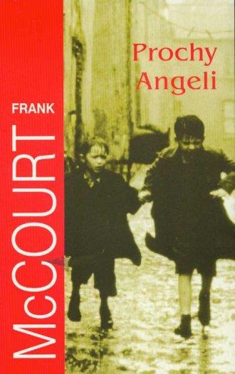 Prochy Angeli - okładka książki