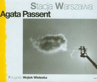 Stacja Warszawa - okładka książki