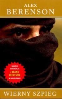 Wierny szpieg - okładka książki
