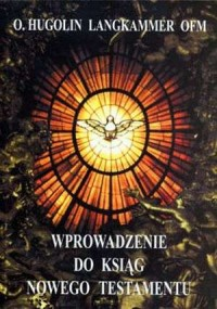 Wprowadzenie do ksiąg Nowego Testamentu - okładka książki