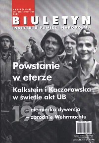 Biuletyn IPN nr 43-44(8-9)/2004 - okładka książki