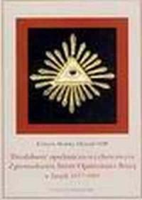 Działalność opiekuńczo-wychowawcza Zgromadzenia Sióstr Opatrzności Bożej w latach 1857-1905 - okładka książki