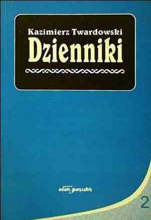 Dzienniki cz. 2 1928-1936 - okładka książki