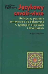 Językowy savoir-vivre. Praktyczny - okładka książki