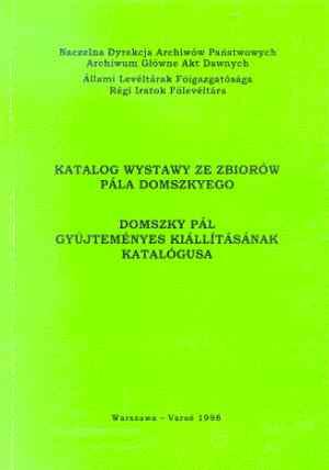 Katalog wystawy ze zbiorów Pála - okładka książki