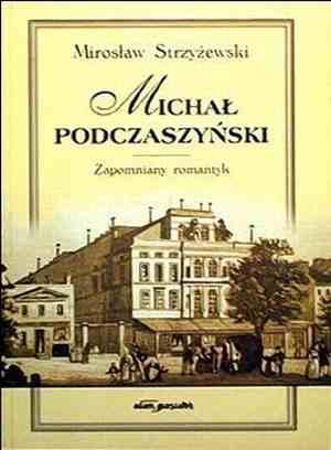 Michał Podczaszyński. Zapomniany - okładka książki