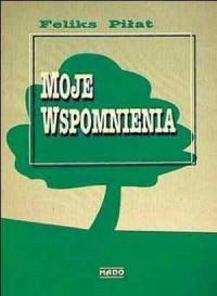 Moje wspomnienia - okładka książki