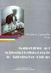 Mutterbilder und Mütterlichkeitskonzepte - okładka książki