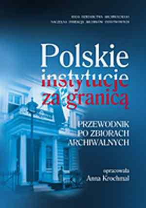 Polskie instytucje za granicą. - okładka książki