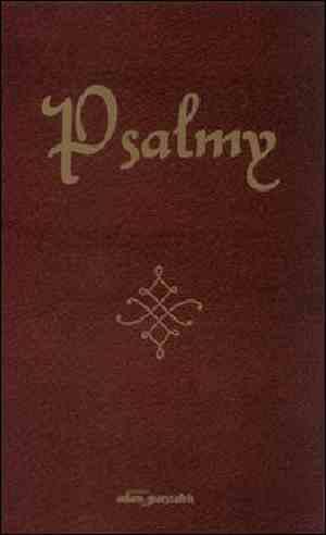 Psalmy - okładka książki
