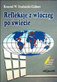 Refleksje z włóczęg po świecie - okładka książki