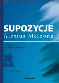 Supozycje - okładka książki