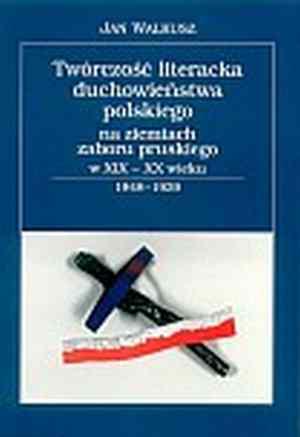 Twórczość literacka duchowieństwa - okładka książki