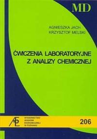 Ćwiczenia laboratoryjne z analizy chemicznej - okładka książki