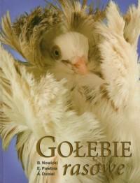 Gołębie rasowe - okładka książki