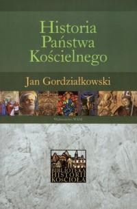 Historia Państwa Kościelnego - okładka książki