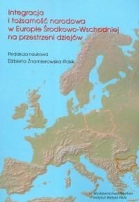 Integracja i tożsamość narodowa - okładka książki
