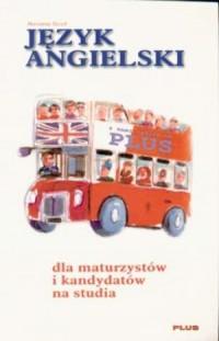 Język angielski dla maturzystów i kandydatów na studia - okładka podręcznika