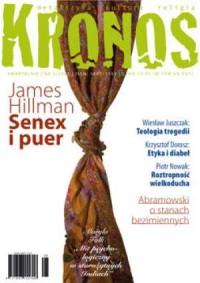 Kronos nr 32007. James Hillman i Senex puer - okładka książki