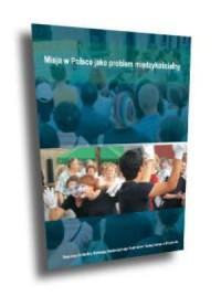 Misja w Polsce jako problem międzykościelny - okładka książki