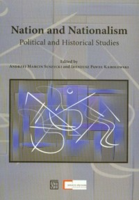 Nation and Nationalism - Andrzej M. Suszycki - okładka książki