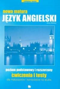 Nowa matura. Język angielski. Ćwiczenia i testy - okładka podręcznika