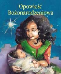 Opowieść Bożonarodzeniowa - Margaret Bateson-Hill - okładka książki