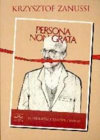 Persona non grata - okładka książki