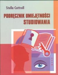 Podręcznik umiejętności studiowania - okładka książki