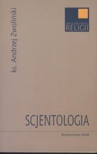Scjentologia. Mała biblioteka religii - okładka książki