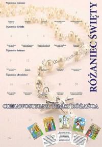 Sprawdziany różańcowe - Wydawnictwo św. Stanisława BM - okładka książki