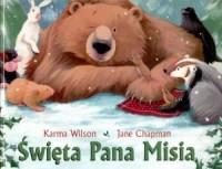 Święta Pana Misia - okładka książki
