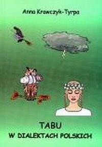 Tabu w dialektach polskich - okładka książki