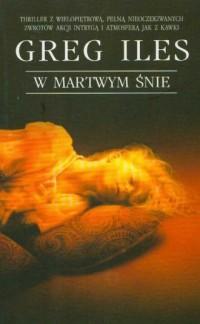 W martwym śnie - okładka książki