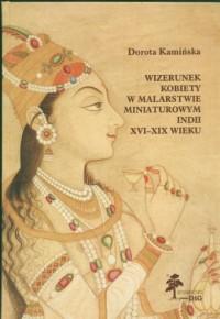 Wizerunek kobiety w malarstwie - okładka książki