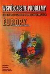 Współczesne problemy nauk pedagogicznych w wybranych krajach Europy Środkowowschodniej - okładka książki