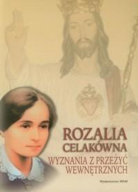 Wyznania z przeżyć wewnętrznych - okładka książki