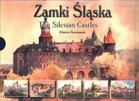 Zamki Śląska - Zbigniew Szczepanek - okładka książki