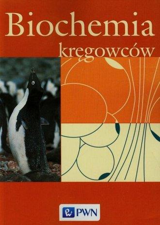 Biochemia kręgowców - okładka książki