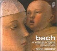 Christmas Oratorio. Weihnachts Oratorium (Oratorium Na Boże Narodzenie) (2 CD) - okładka płyty