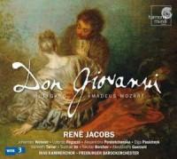 Don Giovanni (3 CD) - Wolfgang A. Mozart - okładka płyty