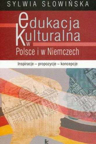 Edukacja kulturalna w Polsce i - okładka książki