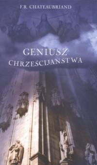 Geniusz chrześcijaństwa - okładka książki
