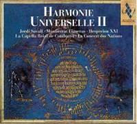 Harmonie Universelle II. Wybór najlepszych nagrań z katalogu Alia Vox cz. 2 (CD) - okładka płyty