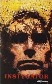 Instygator - okładka książki