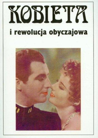 Kobieta i rewolucja obyczajowa. - okładka książki