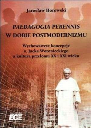Paedagogia Perennis w dobie postmodernizmu. - okładka książki