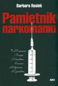 Pamiętnik narkomanki - okładka książki