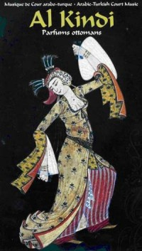 Parfums ottomans. Dawna muzyka z dworów arabsko-tureckich - okładka płyty
