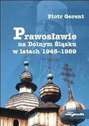 Prawosławie na Dolnym Śląsku w - okładka książki